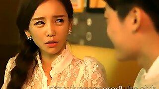 delightful Korean starlet Romantic lovemaking 03