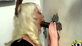 She is A Gloryhole Girl 30