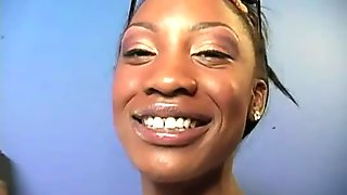 Nice and hot interracial blowjob video 29