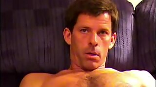 Amateur Mature Man Jimmy Beats Off