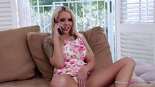 iAmPorn - Busty stepmom Nina Elle needs cock