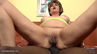 Grannies Hardcore Fucked Interracial Porn with Old Women sex