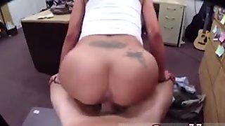 Gloryhole fuck big tits creampie Big melon Latina is a biotc