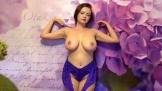 Natasha Dedov - Flower Background