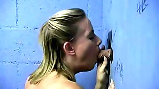 Gloryhole big dick sucking 16